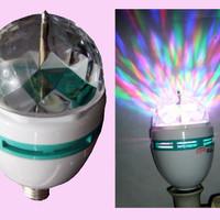 Bola Lampu Disco Putar LED