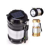 GL - 9599 Solar Zoom Camping Lamp
