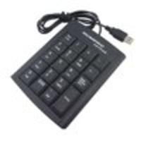 Keyboard Numerik Warna USB