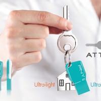PNY Flashdisk - Key Attache - Garansi 5 Tahun