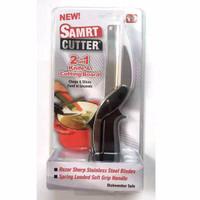 Samrt Smart Cutter 2 in 1 Knife & Cutting Board