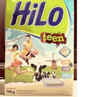 Hilo Teen Vanila Caramel 750gr