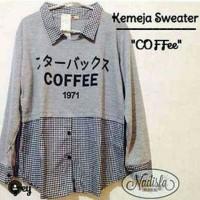 Coffe sweter