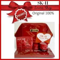 SK-II/SK2/SKII PROMO RNA POWER EYE + ESSENCE + 3D MASK + POUCH
