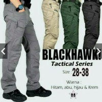 Jual Celana Panjang Tactical | Cargo | Blackhawk | outdoor Murah