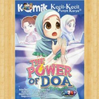 KOMIK KKPK NEXT G. THE POWER OF DOA