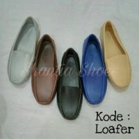 Jual Sepatu Karet Wanita Yumeida Loafer Murah