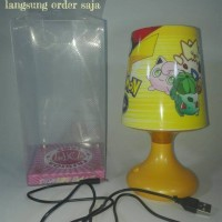 harga Lampu tidur/Lampu karakter model payung Tokopedia.com