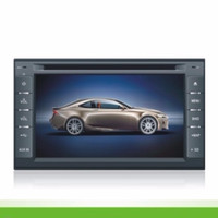 "Pine 6.2"" Double Din / 2 Din Head Unit DVD / TV Mobil Universal"