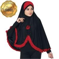 Kerudung, Jilbab, Hijab, Instan, Khimar Bergo, Elegan, Mewah, Cantik-1