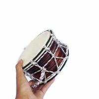 Kepak Keprak Marawis Kulit Asli Original Musik Islami Gambus