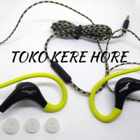 Earphone Fonge S760 With Microphone - Super BASS