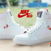 harga Sepatu Boots Wanita Nike Acg Femme Orion White Modis Elegan Kualitas Tokopedia.com