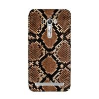 Casing Hp Phyton Skin Pattern Asus Zenfone 2/5/Go(5 Inch)/Selfie Case