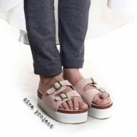 Sandal Knop Dusty Pinky Ban 2