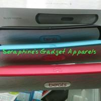Harga portable stereo bluetooth speaker phone merk beats murah | Pembandingharga.com