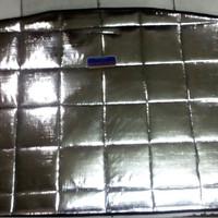 Peredam Panas/Suara Kap Mesin Suzuki Baleno Silver