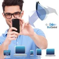 Lensa Hoya Blue Control Anti radiasi komputer HP TV Game Laptop UV