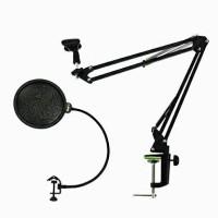 Stand MIC + POP FILTER /stand mic/ pop filter