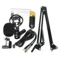 Condenser Microphone BM-700 + stand Holder mic