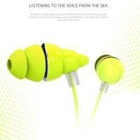 ROCK Y3 Stereo Earphone ( Original ) - in-ear Monitor / IEM Headset