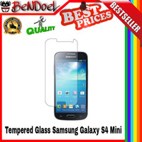 [hot] Original Tempered Glass Samsung Galaxy S4 Mini 2.5d Curved Edge