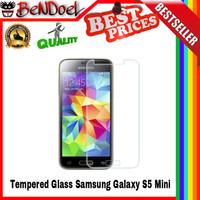 [hot] Original Tempered Glass Samsung Galaxy S5 Mini 2.5d Curved Edge