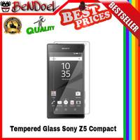 harga [hot] Original Vn Tempered Glass Sony Experia Z5 Mini 2.5d Curved Edge Tokopedia.com