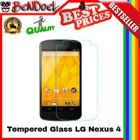 [hot] Original Vn Tempered Glass Lg Nexus 4 / E960 2.5d Curved Edge