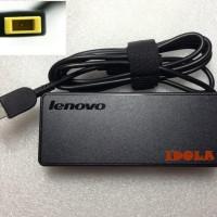 Charger Laptop LENOVO 20V - 4.5A (USB/Square Mouth) ORIGINAL 100%