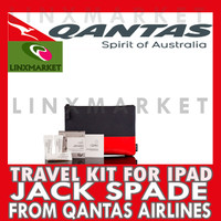 PROMO TRAVEL KIT JACK SPADE FROM BUSINESS CLASS QANTAS AIRLINES