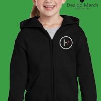 Sweater Twenty one Pilots anak - Hitam #1 - DEALDO MERCH