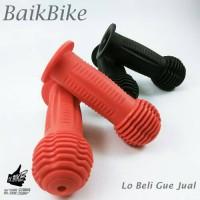 Grip pendek cocok untuk macam sepeda dan sepeda anak