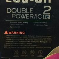 Baterai Log on SmartFren HotSpot/Batre/Original/Double Limited