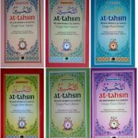 At-Tahsin, Belajar Membaca Al-Qur'an dengan Rasm Utsmani Jilid 1 - 6