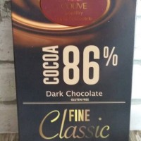 86% Dark Chocolate Fine classic