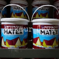 Matex Warna Cat Genteng 3,785L Nippon Paint