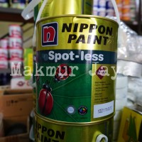Nippon Spot-less Spotless 2,5L Paint Cat Anti Noda 1001 White Putih