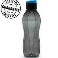Jual Tupperware Eco Bottle Man 750ml Black - Taperware - Botol minuman Murah