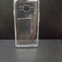 Hardcase Transparan Samsung galaxy Z2/ Hard / Bening / Slim/Clear