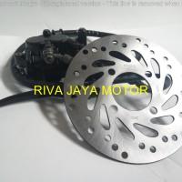 harga Cakram Assy Komplit + Master Rem + Kaliper Kawasaki Kaze Tokopedia.com