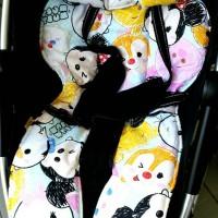 alas stroller - stroller pad cozyland