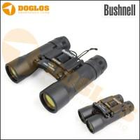 Bushnell 10 x 25 Teropong Jarak Jauh Binocular 10x25 Binokular Outdoor