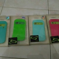 Cover Gaul Iglow Ilumia Samsung Galaxy Chat ( B5330 )