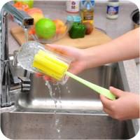 Jual Spons Gelas / Spons Tongkat Pembersih Botol /Gelas /Spon Cleaner -X301 Murah