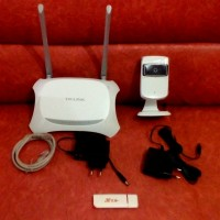 IP CAMERA / KAMERA / CCTV ONLINE MODEM USB 3G TANPA DVR BKN VIDEO CALL