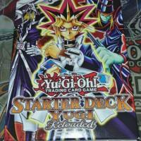 yugioh starter deck yugi reloaded original