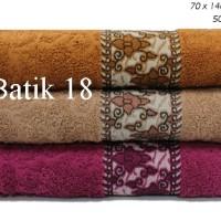 Handuk TP Premium BATIK 18 uk.70x140