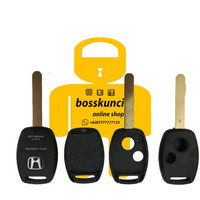 Casing Kunci Remote 2 Tombol Honda Jazz, CRV, CIVIC, Brio, Odyssey dll