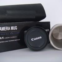 Jual Gelas Mug Lensa Kamera Canon 70-200mm L Murah